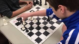 Crazy Finish In Strong 13 Year Old vs. 13 Year Old Master!
