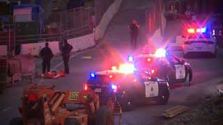 Gunfire at California-Mexico border crossing