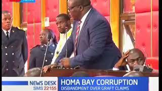 Homa Bay County Assembly disbands Public Service Board