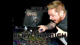 MireMarsh Solo Play through : NOW LIVE ON KICKSTARTER!!!!! (Sponsored)