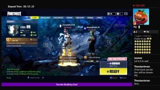 Fortnite Live-Dreamm 240+ Wins Missle launched