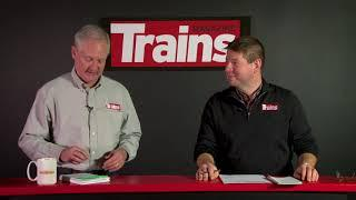Trains News Wire video for Jan. 4