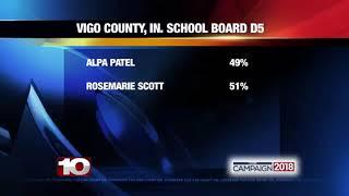 Vigo County School Board results
