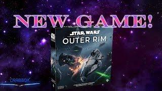 New Star Wars Game - Outer Rim -Revealed!