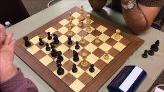 "Deep Queen Sacrifice! - GM Ehsan vs. Andy ""The Annihilator"" Game 2"