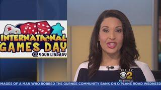 Chicago Public Library Hosts International Games Day
