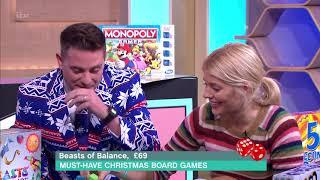 Must-Have Christmas Board Games - Part 2 | This Morning
