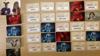 Codenames - Playthrough live streaming