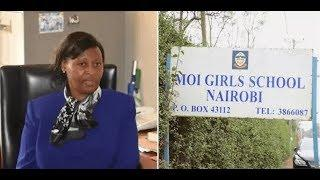 Parents and guardians of Moi Girls High School select new board after CS Amina dissolved old board