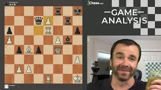 Farewell, Danny! | A look back at our Chess Rivals