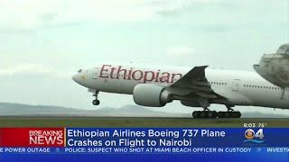 Ethiopian Airlines Plane Crashes Minutes After Takeoff, Killing All 157 On Board