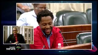 Analysis of proposed SABC Board: Bulelani Phillip