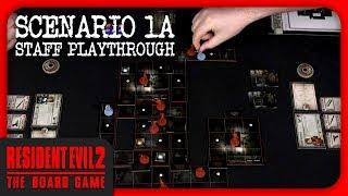 Scenario 1A - Gameplay | Resident Evil™ 2: The Board Game