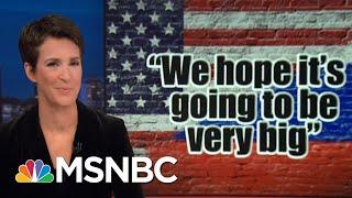 Republicans On Board With President Trump In Odd Deference To Russian Goals | Rachel Maddow | MSNBC
