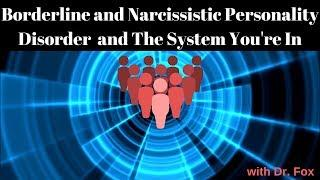 Borderline and Narcissistic Personality Disorder and The System You're In