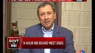 9 Hour RBI Board Meet Ends