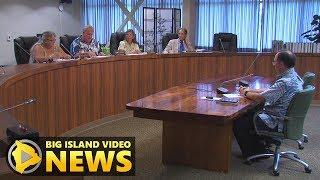 Hawaii Co. Ethics Board Considers Changes (Sept. 11, 2018)