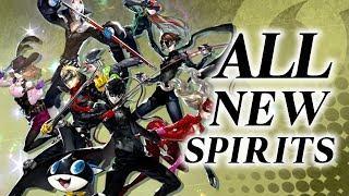 ALL NEW SPIRITS! - Super Smash Bros Ultimate - Joker DLC Spirit Board!