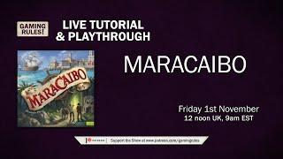 Maracaibo - Live tutorial and playthrough
