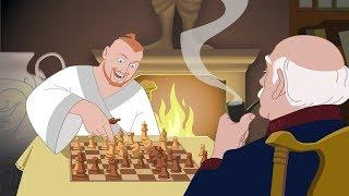 Longer Chess Games #39 The St. George Defence in Action. Theory and Game