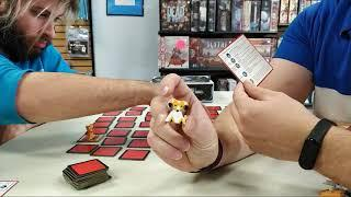 Highlight: Learn to Play Hounded (Board Game) Tutorial + Game 1