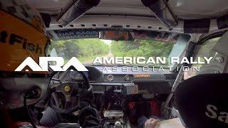 On-Board with Rally Driver Nate Tennis