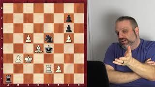 U1700 Class --- Games from Death Match, GM Ben Finegold vs. GM Simon Williams