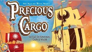 Zip quick trips by ship in Precious Cargo — Fun & Board Games with WEM