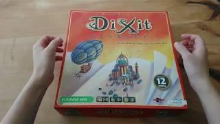 ASMR Board Games: Dixit Odyssey