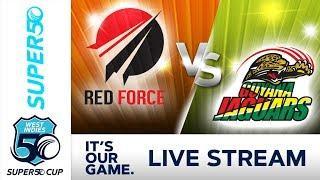 Super50 Cup - Full Match | Trinidad v Guyana | Saturday 13 October 2018