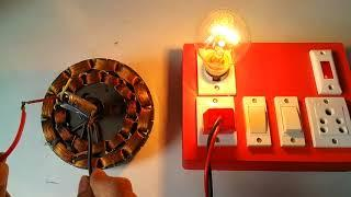 How to check Ceiling Fan Winding with Series Testing Board