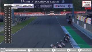 Race 1 Chang International Circuit Thailand 2018 ARRC