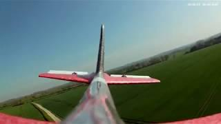 Lidl Pulser Flight video (ground view and on-board)
