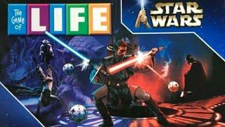 Ep. 209: The Game Of Life: Star Wars A Jedi's Path Board Game Review (Hasbro 2002)
