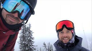 ???? LIVE Snowboard Q&A with TJ and Kevin