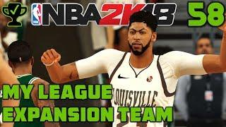 NBA 2K18 My League Ep. 58: Shipping up to Boston [Realistic NBA 2K18 My League Expansion]