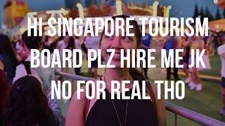 Singapore Tourism Board Video Application