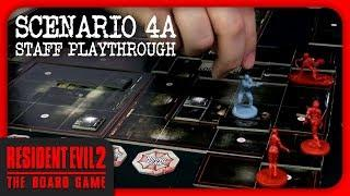 Scenario 4A - Gameplay | Resident Evil™ 2: The Board Game