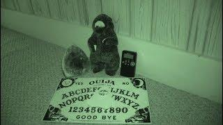 LIVE Ouija Board PARANORMAL Experiments in the Dark | GHOST Box Radio and OUIJA BOARD Sessions