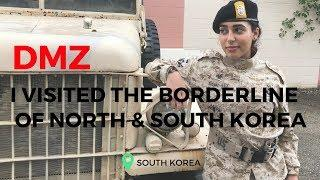 I visited the DMZ in Korea| North and South Korea Border line