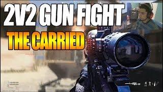 2V2 I Carried The Whole Game On Modern Warfare GAMEPLAY!