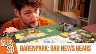 Barenpark: The Bad News Bears - Big Grizzlers, Massive Monorails