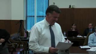 Lewis County Board of Legislators October 2, 2018 Meeting (Full Video)
