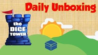 Daily Game Unboxing - DC Spyfall