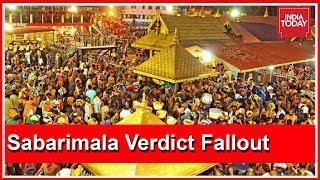 Sabarimala Verdict Fallout: Devaswom Board Won't Challenge SC Verdict