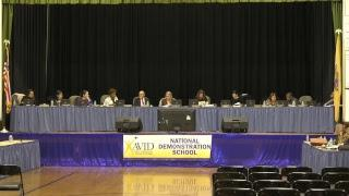 Elizabeth Public Schools Board of Education Meeting Live 1-17-2019