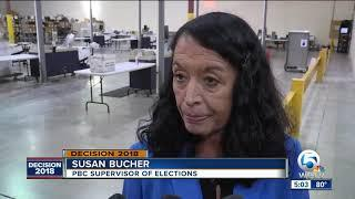 Palm Beach County Elections Canvassing Board meets as Florida recount looms