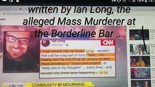 Borderline shooter did not post this on social media, so who did?