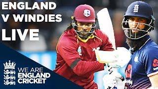 ????LIVE ODI Classics | England vs West Indies 2017