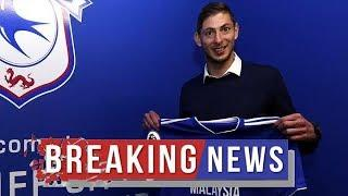 Live updates as Cardiff City's Emiliano Sala confirmed on board missing aircraft